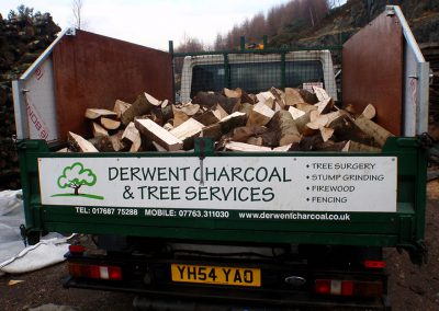 Wood and Charcoal Deliveries